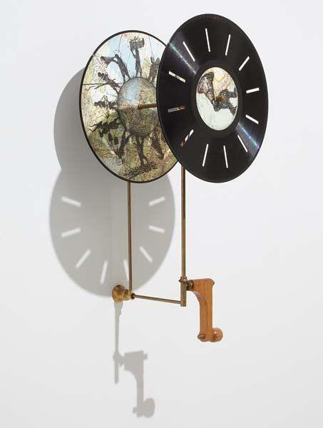 WILLIAM KENTRIDGE, Phenakistoscope, 2000.