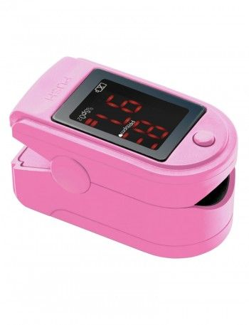 Because... well why wouldn't you want a pink pulse ox meter!
