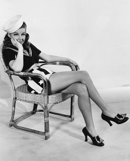 Ann Sheridan in Navy Blues, 1941