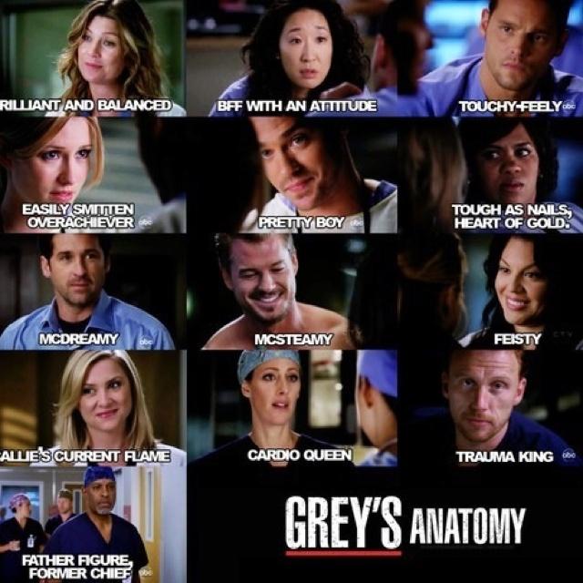 182 Best Greys Anatomy Images On Pinterest Grey Anatomy Quotes