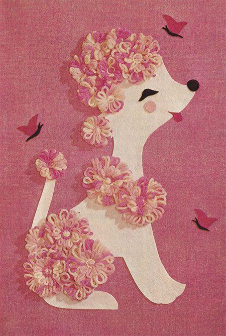 Flower Loom Kits poodle