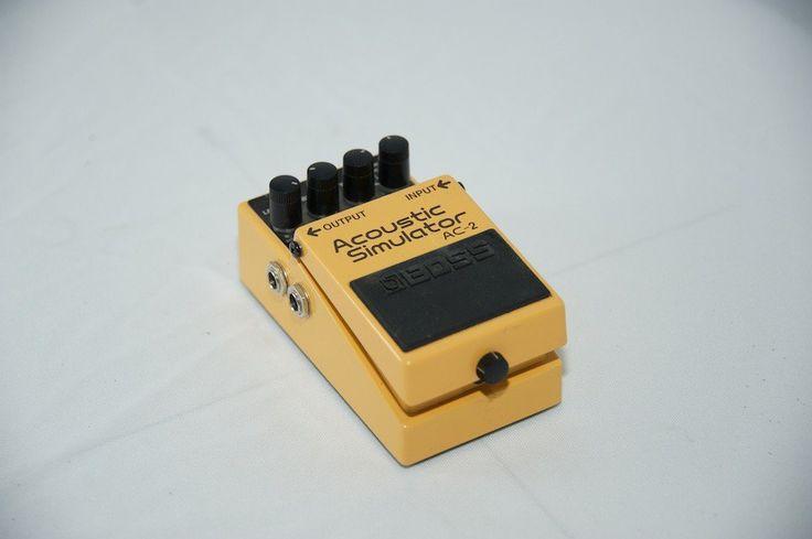 Boss Acoustic Simaulator AC-2