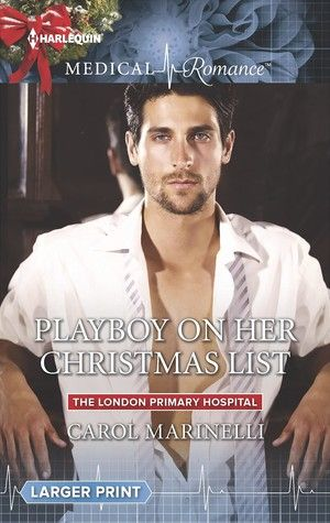 REVIEW: Playboy On Her Christmas List by Carol Marinelli | Harlequin Junkie | Blogging Romance Books | Addicted to HEA :)