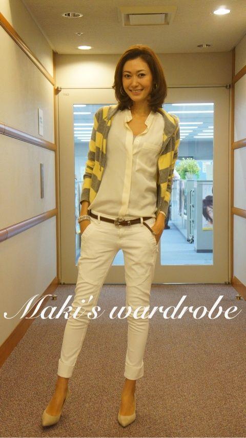 林本レポート&Maki'wardrobeの画像   田丸麻紀オフィシャルブログ Powered by Ameba