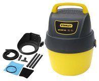 Stanley - 1-Gal. Wet/Dry Vacuum - Black, SL18125P