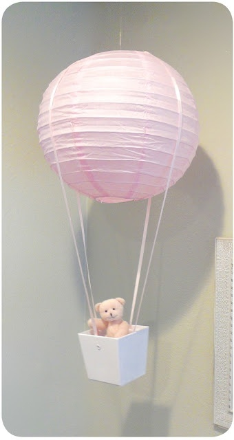 DIY Hot Air Balloon