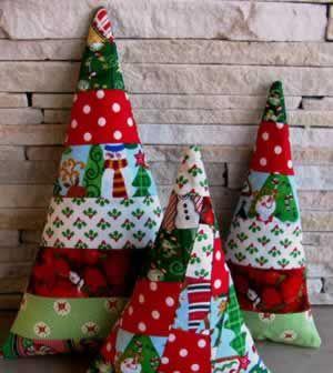 Árvores de Natal.