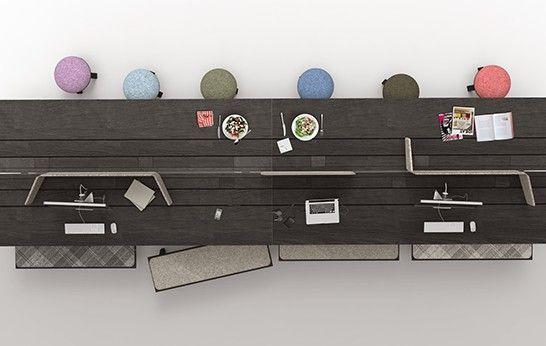 NeoCon 2014: BuzziSpace Launches Flexible Office Furniture