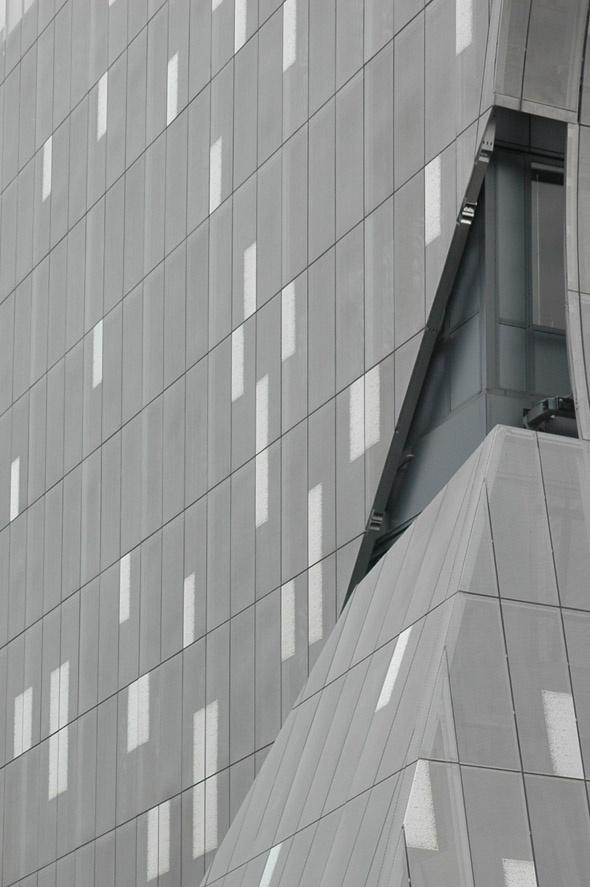 New Academic Building, Cooper Union, New York