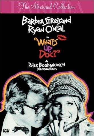 What's Up, Doc? (1972) - it's a quirky movie with an epic chase through downtown SF during a Chinatown parade - this should be mandatory watching before next Saturday's Treasure Hunt!!