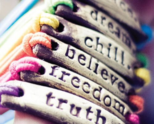 Dream, chill, believe, freedom, truth life quotes quotes ...