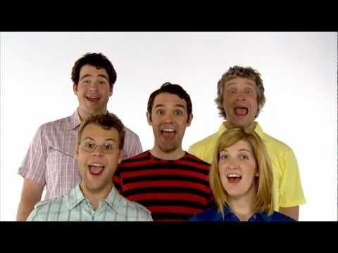 I'm So Happy - The Salteens - Yo Gabba Gabba! - YouTube