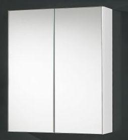 1200 Pencil Edge Shaving Cabinet - Fienza
