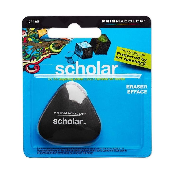Prismacolor Scholar Latex-Free Eraser - Main Product Image