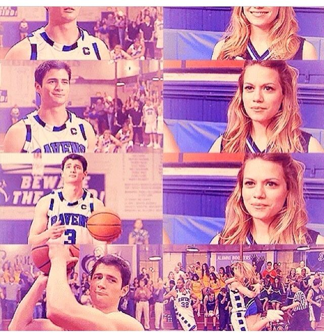 Haley and Nathan's relationship
