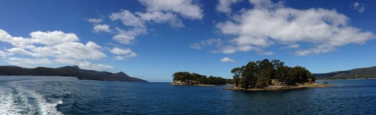 @dufussy: Isle of the Dead, Point Puer, and Crescent Bay. Decent day at @Paulette Moore and the Tasman Peninsula