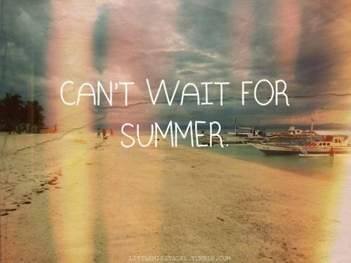 can't wait ♥: Pink Summer, Cant Wait, Beaches Time, Cantwait, Summerlovin, Summer Lovin, Summertime, Summer Photography, Summer Time