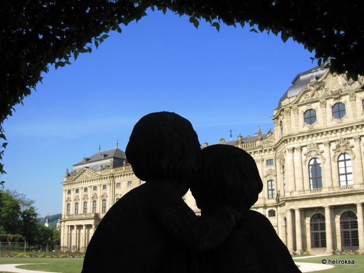 Würzburg Residence, Würzburg, Germany