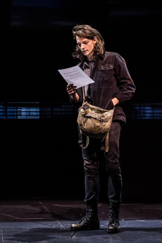 Mike Faist as Connor Murphy in DEAR EVAN HANSEN