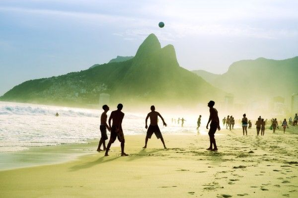 #Brazil #Brasilien #Rio #RioDeJaneiro #Beach #Football #Soccer #Travel #Reisen #Urlaub #Opodo