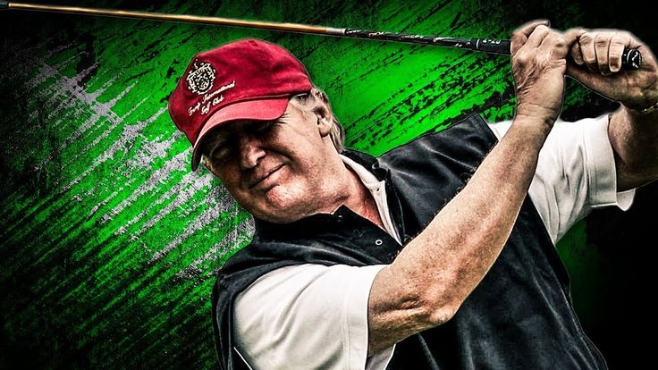 Trump's Golf Trips Have Cost Taxpayers More Than $56 Million - YouTube