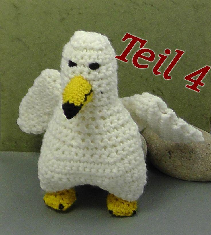 277 best Häkeln - Youtube images on Pinterest | Crochet, Cuddling ...
