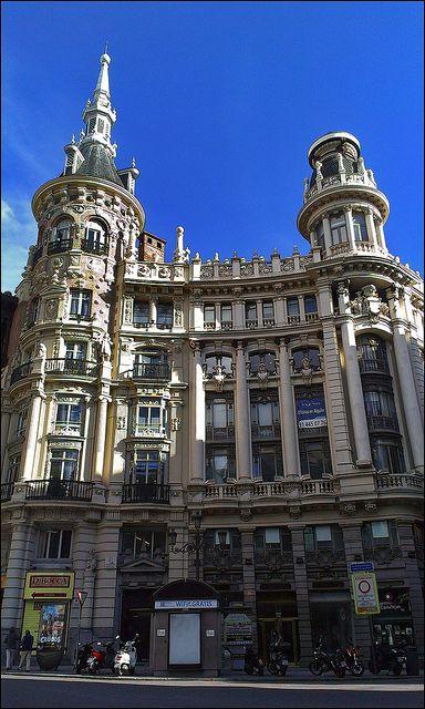 #MADRID #Plaza_de_Canalejas