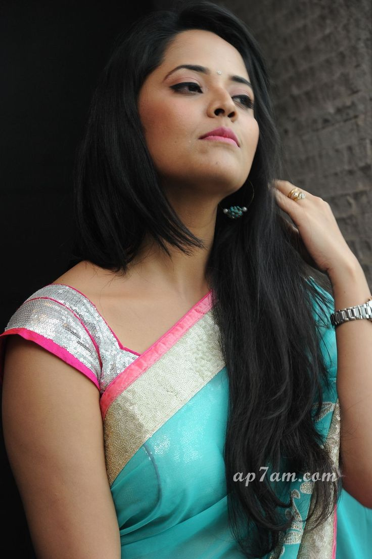 Anchor Anasuya | Ap7am Gallery