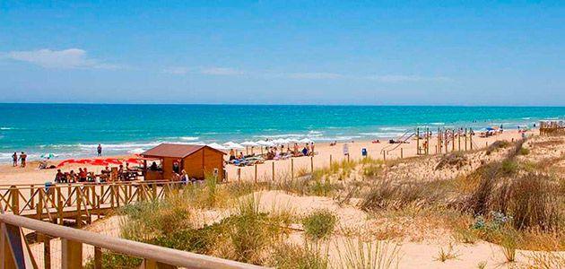 Playa Guardamar Del Segura