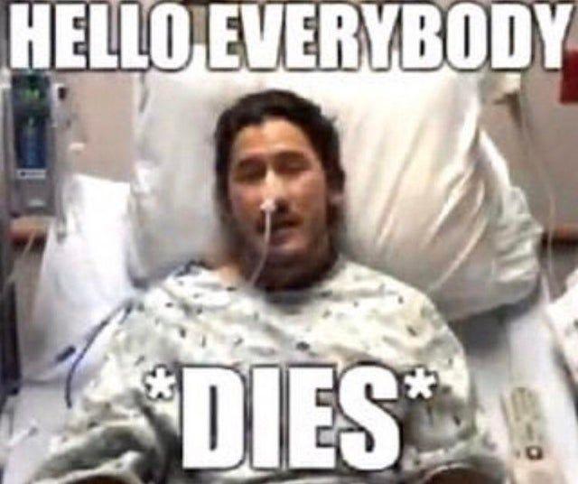 Wtf Marketpliers Died Unsubbed 1 Okbuddyretard In 2020 Stupid Memes Funny Memes Haha Funny