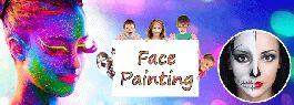 Create beautiful paint designs on face with the most useful photo editor. paint,face,beautiful,artistic,picture,editor,face paint,white face paint,black face paint,green face paint,face paint ideas,Picture Editor Online