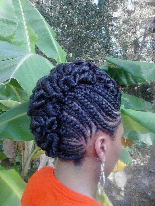 Love this protective style.