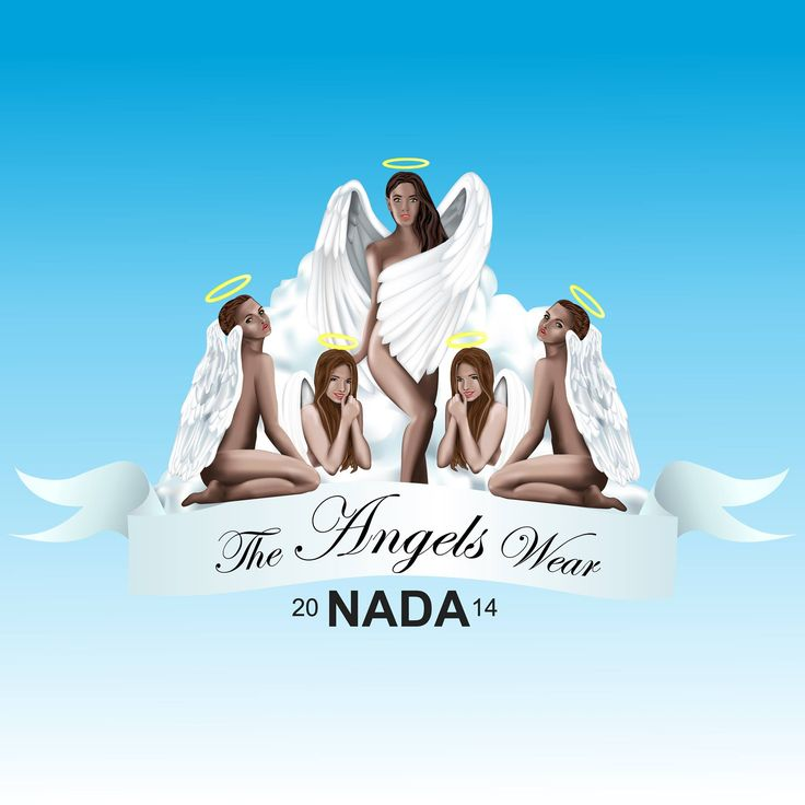 Russelogo for The Angels Wear Nada 2014.  Ønsker du logo er det bare å ta kontakt!  mbrusselogo@outlook.com http://mbrusselogo.blogg.no https://www.facebook.com/mbrusselogo