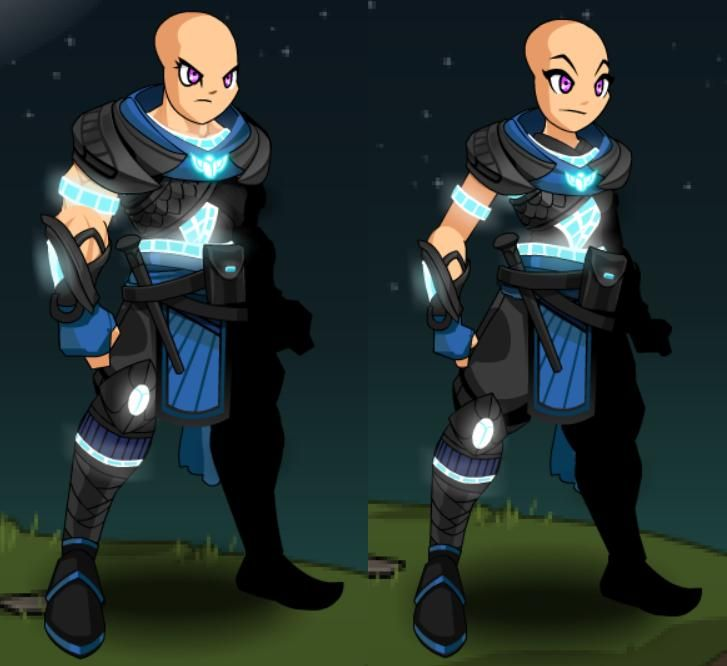 Adventure Quest Worlds (AQWorlds): ETERNAL INVERSIONIST Class