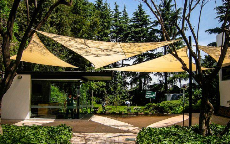 Las 25 mejores ideas sobre toldos vela en pinterest for Toldos velas para terrazas