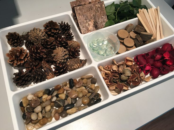Natural discovery table