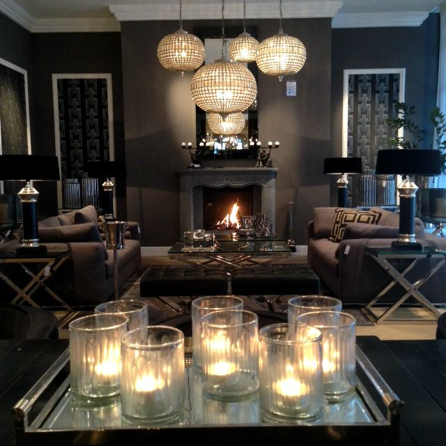 Create a nice ambiance at home. All products are from Eichholtz. For more information, contact me: gaby@oroa.com