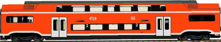 DB IC Oranje Stadler KISS3 nr2
