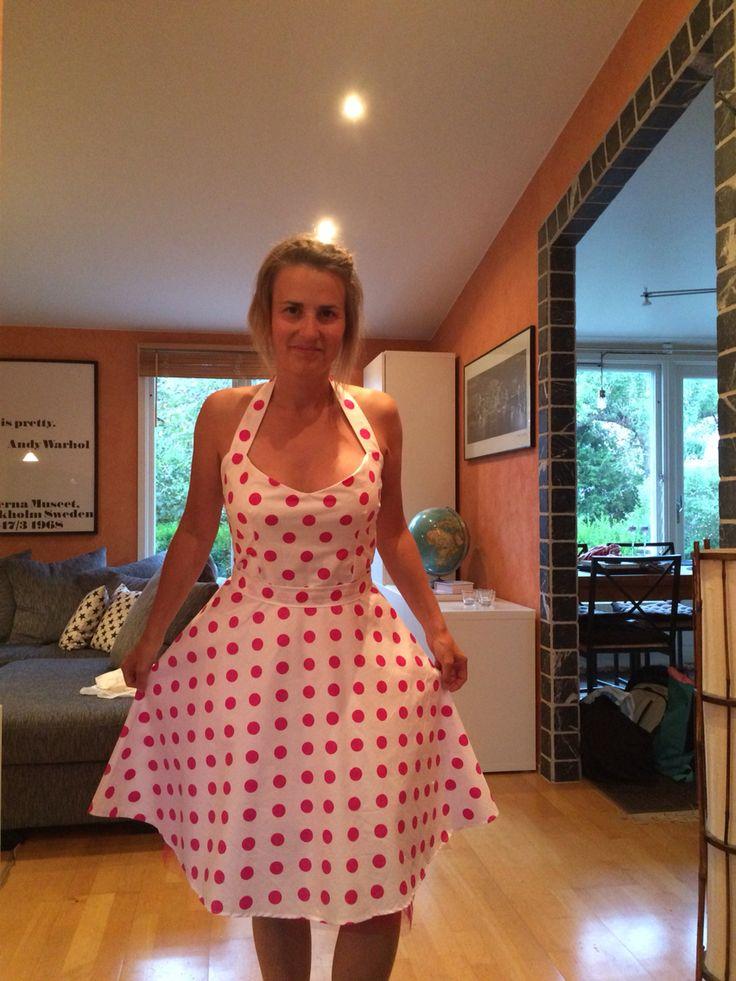 Dress for my 30th birthday party #hundrafemtifyra #diy