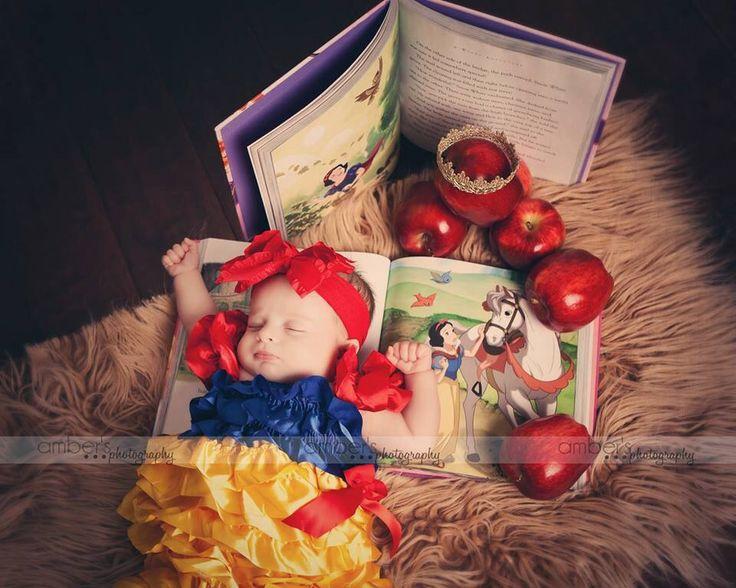 29 Magical Disney Inspired Newborn Photoshoots Thethings