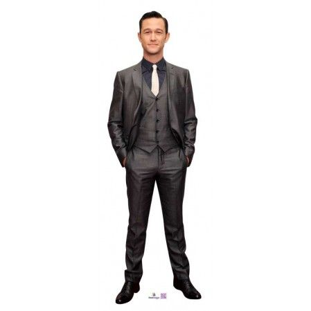 Joseph Gordon-Levitt Cardboard Cutout 274 Joseph Gordon-Levitt Cardboard Cutout 274   Height: 180cms - 6ft approx