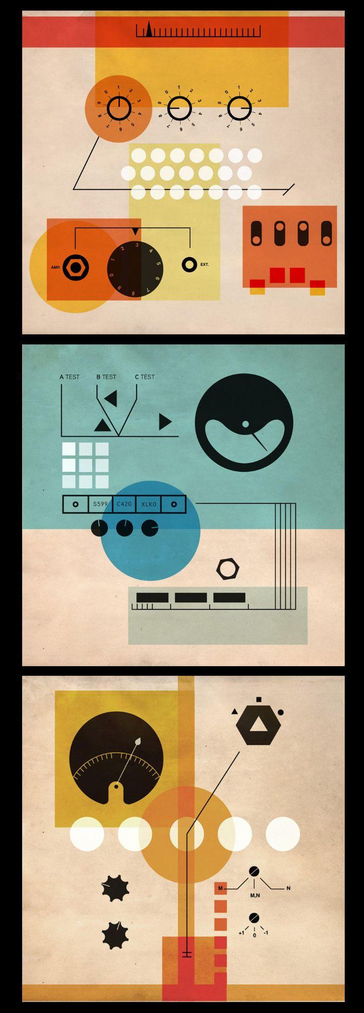Analog Controls by Chad Hagen