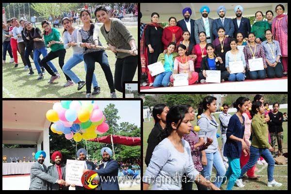 63rd Annual Sports Meet In Lyallpur Khalsa College    http://youngindia24.com/63rd-annual-sports-meet-in-lyallpur-khalsa-college/