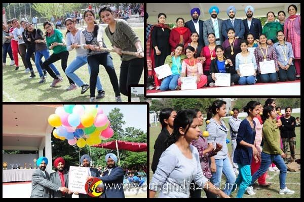 63rd Annual Sports Meet In Lyallpur Khalsa College    http://youngindia24.com/63rd-annual-sports-meet-in-lyallpur-khalsa-college/