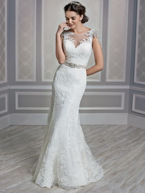 1589 Wedding Dress From The 2017 Kenneth Winston Collection As Seen On