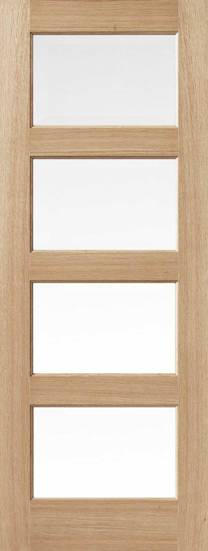 Mersey & Humber Oak Internal Doors