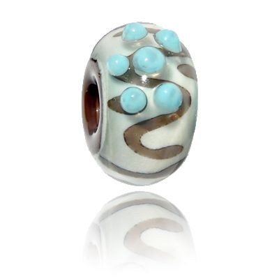Nalu Bead inspired by St, Agnes Beach in Cornwall available at http://www.nalubeads.com/st-agnes