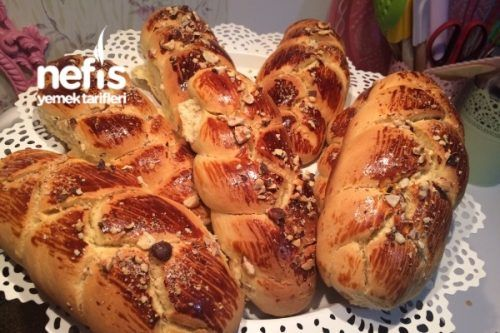 Paskalya Çöreği ( Orjinal Lezzet) Tarifi