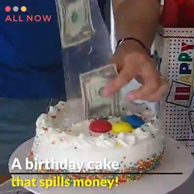 Meine Art von Geburtstagstorte!   – Geschenkideen
