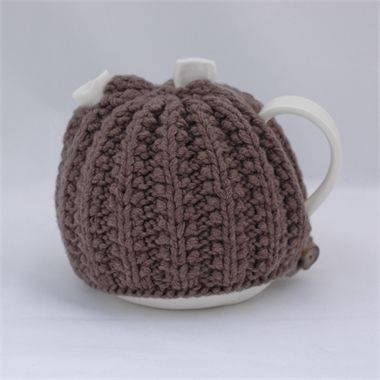 Cosy teapot by Linda Bloomfield Available at seekandadore.com